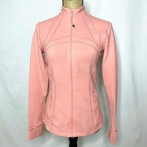 Lululemon Coral Define Full Zip Jacket